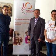 Ontmoeting met Kobane Reconstruction Board